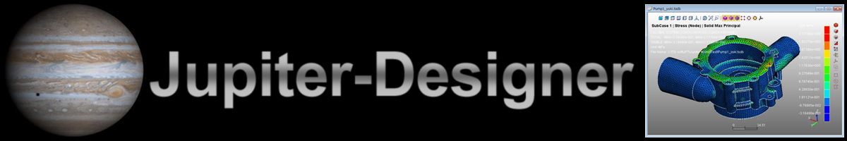 Jupiter-Designer紹介ページ