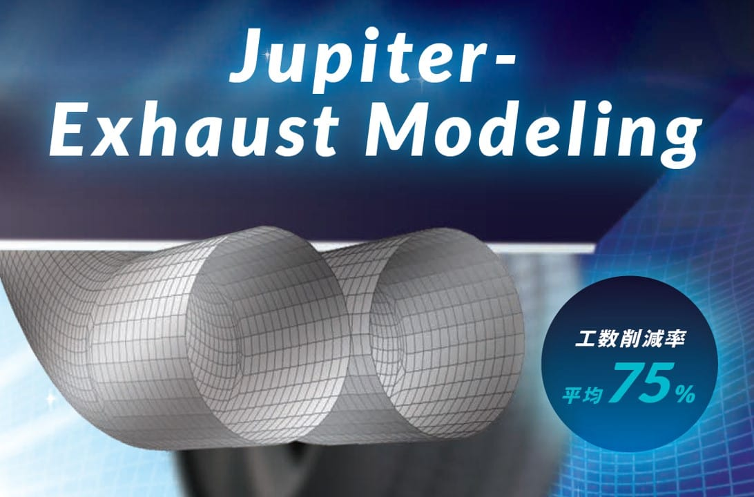 Jupiter-Exhaust Modeling